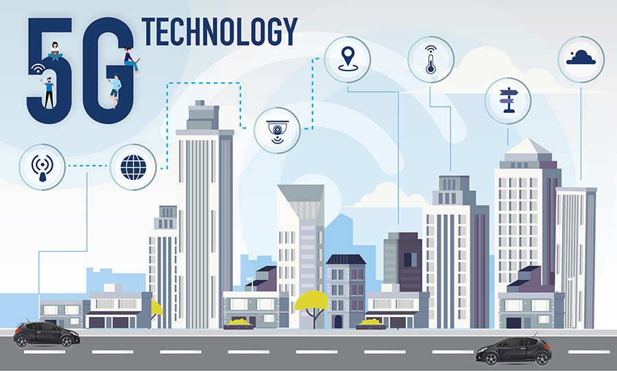 What is 5G? New wireless communication technology  : Knowledge